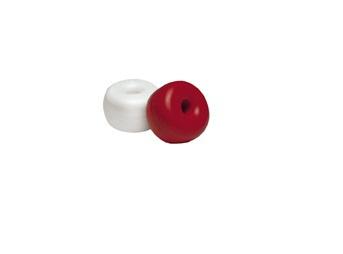 Flytmärken röd/vit